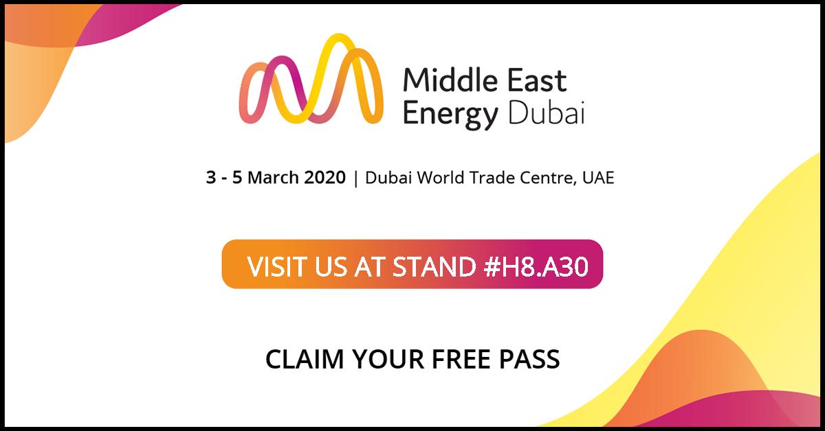 ASTOR Middle East Electricity '20 / Dubai Fuarı
