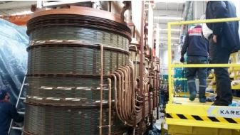ASTOR 100 MVA – 154 kV Montajı
